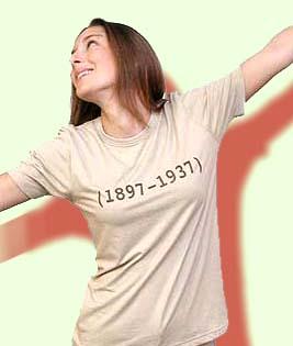 Ameilia Earhart shirt
