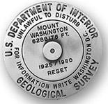 Benchmark USGS