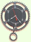 bicycle gear clock