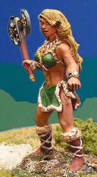 Giantess: Reaper