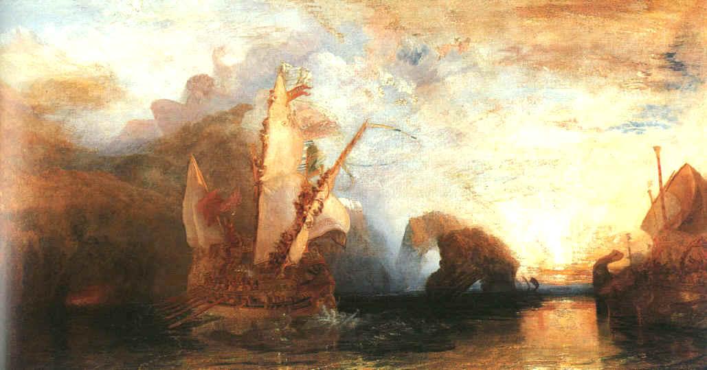 Odyssey Cyclops Island